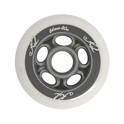 K2 84mm 80A Wheel 4 Pack Inline Skate Wheels, , large