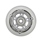 K2 78mm Inline Skate Wheels with ABEC 5 Bearings - 8 Pack 2013, , medium
