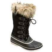 Sorel Joan Of Arctic Womens Boots, Black, medium
