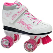 Roller Derby Sparkle Lighted Wheel Girls Outdoor Roller Skates, , medium