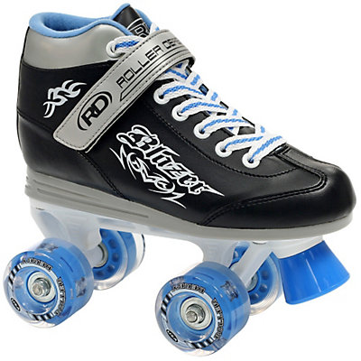 Roller Derby Blazer Lighted Wheel Boys Outdoor Roller Skates, , viewer