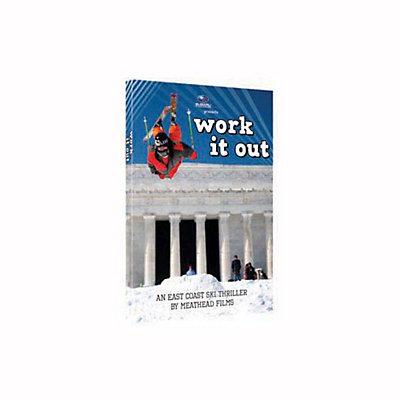 Meathead VAS Work It Out Ski DVD, , large