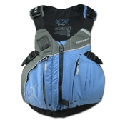 Stohlquist Betsea Womens Kayak Life Jacket 2014, Powder Blue, medium