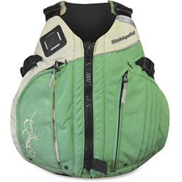 Stohlquist Betsea Womens Kayak Life Jacket 2017, Sage-Sand, 256