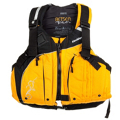 Stohlquist Betsea Womens Kayak Life Jacket 2014, Mango-Black, medium