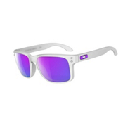 Oakley Holbrook Sunglasses, Matte White, medium