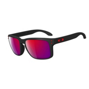 Oakley Holbrook Sunglasses, Matte Black, medium