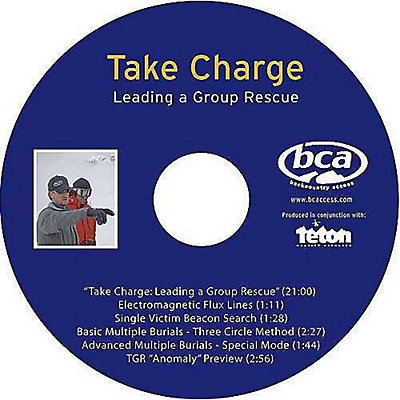 Backcountry Access Take Charge Ski DVD, , large