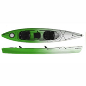 Perception Prodigy II 14.5 Tandem Kayak 2013, Lime-White, medium