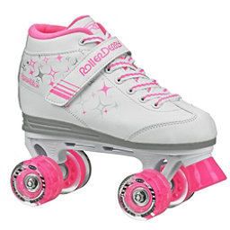 Roller Derby Sparkle Girls Outdoor Roller Skates, , 256