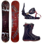 Pre-Made Snowboard Packages