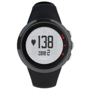 Suunto M2 Digital Sport Watch, Black, medium