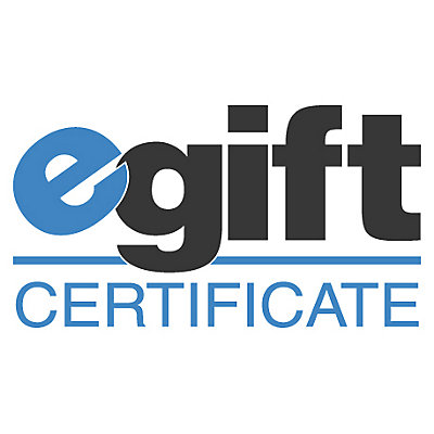 Electronic Gift Certificate, , large
