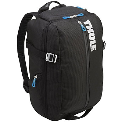 Thule Crossover 30L Backpack, Black Ghost Dot, large
