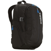 Thule Crossover Macbook Backpack, Black Ghost Dot, medium