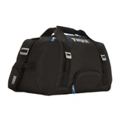 Thule Crossover 70L Duffle Bag, Black Ghost Dot, medium