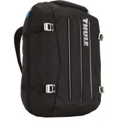 Thule Crossover 40L Duffle Bag, Black Ghost Dot, medium