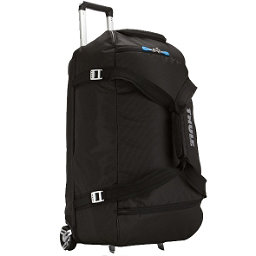 Thule Crossover 87L Rolling Bag 2018, Black, 256
