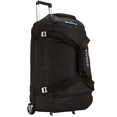 Thule Crossover 87L Rolling Bag, Black, viewer
