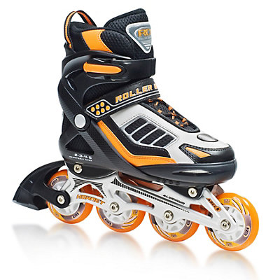 Roller Derby Hornet Pro Adjustable Kids Inline Skates, , large