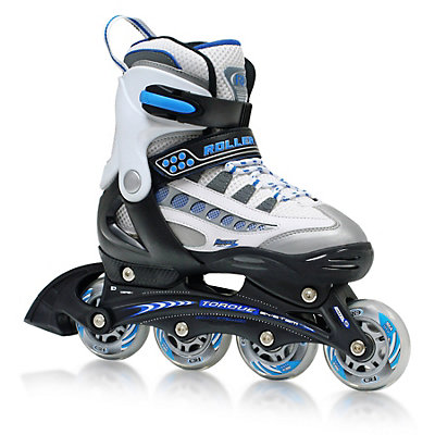 Roller Derby Rocket MDX Adjustable Kids Inline Skates, , large