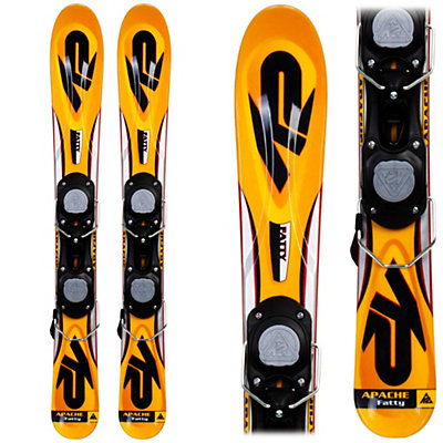 K2 Fatty 88 Ski Boards, , large
