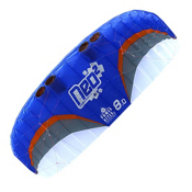 HQ Kites Neo II Water Kite, Blue, medium