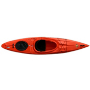 Venture Kayaks Flex 11 Recreational Kayak, Lava, medium