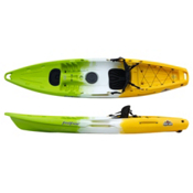 Feel Free Juntos Sit On Top Kayak 2014, Melon, medium
