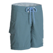 Immersion Research Fleece Lined Womens Paddling Shorts, Dusk Blue, medium