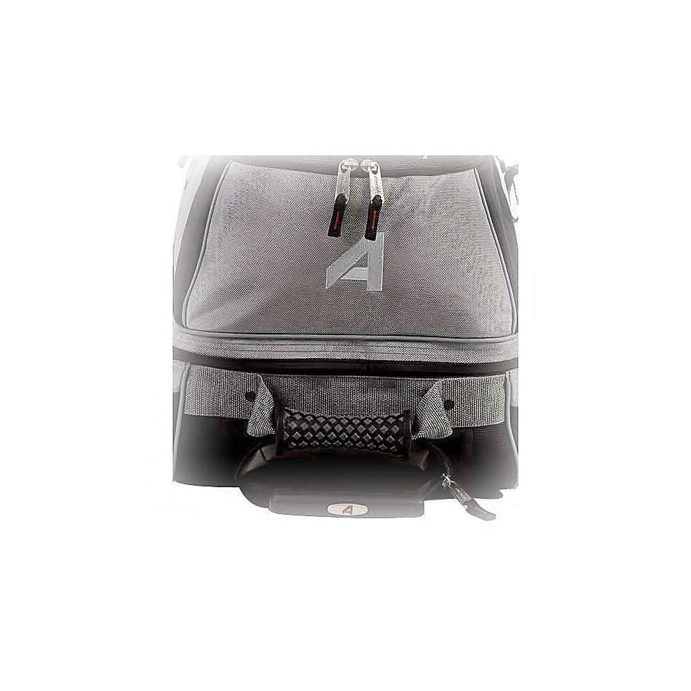 Athalon Sport Bags 21 Wheeling Carry on Ballistic Wheeled Duffel Bag ... c14b3696f26d4