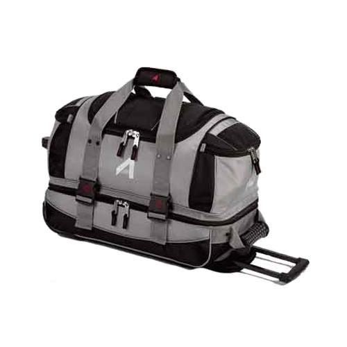 Athalon Sport Bags 21   Wheeling Carry-On Ballistic Wheeled Duffel . c364b90dd624f