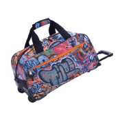 Athalon Sport Bags 21'' Xtra-Lite Wheeled Duffel Bag, , medium