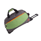 Athalon Sport Bags 21'' Xtra-Lite Wheeled Duffel Bag, Green Grass, medium