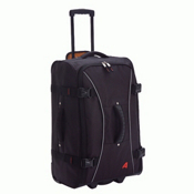 Athalon Sport Bags 26'' Hybrid Traveler Bag, Black, medium