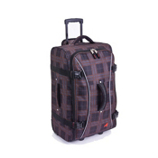 Athalon Sport Bags 26'' Hybrid Traveler Bag, Plaid, medium