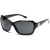 SunCloud Daybreak Sunglasses, Black, medium