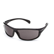 SunCloud King Sunglasses, Black-Gray Polarized, medium