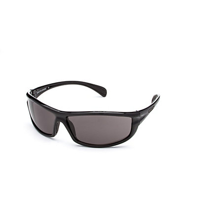 SunCloud King Sunglasses, Black-Gray Polarized, viewer