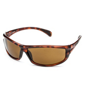 SunCloud King Sunglasses, Tortoise-Brown Polarized, medium