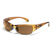 SunCloud Star Sunglasses, Rootbeer Fade, medium