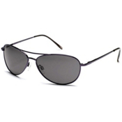 SunCloud Patrol Sunglasses, Blackberry-Gray Polarized, medium
