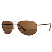 SunCloud Patrol Sunglasses, Tortoise-Brown Polarized, medium