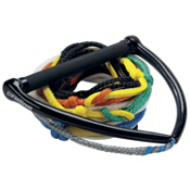 Proline Sport Package 8 Section Recreational Handle Water Ski Rope 2013, 8 section mainline, medium