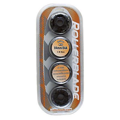 Rollerblade Active Inline Skate Wheels - 8 Pack, , large
