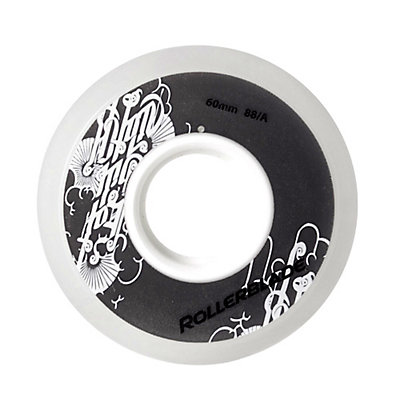 Rollerblade Street 60mm 88A Aggressive Skate Wheels - 4 Pack 2015, , viewer