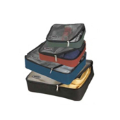 Athalon Sport Bags Athalon Packing Cubes Bag, Assorted, medium