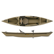 Native Watercraft Ultimate 12 Angler Kayak 2013, Sand, medium