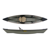 Native Watercraft Ultimate Tegris 12 Kayak 2013, Olive, medium