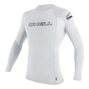 O'Neill Basic Skins L/S, White, medium